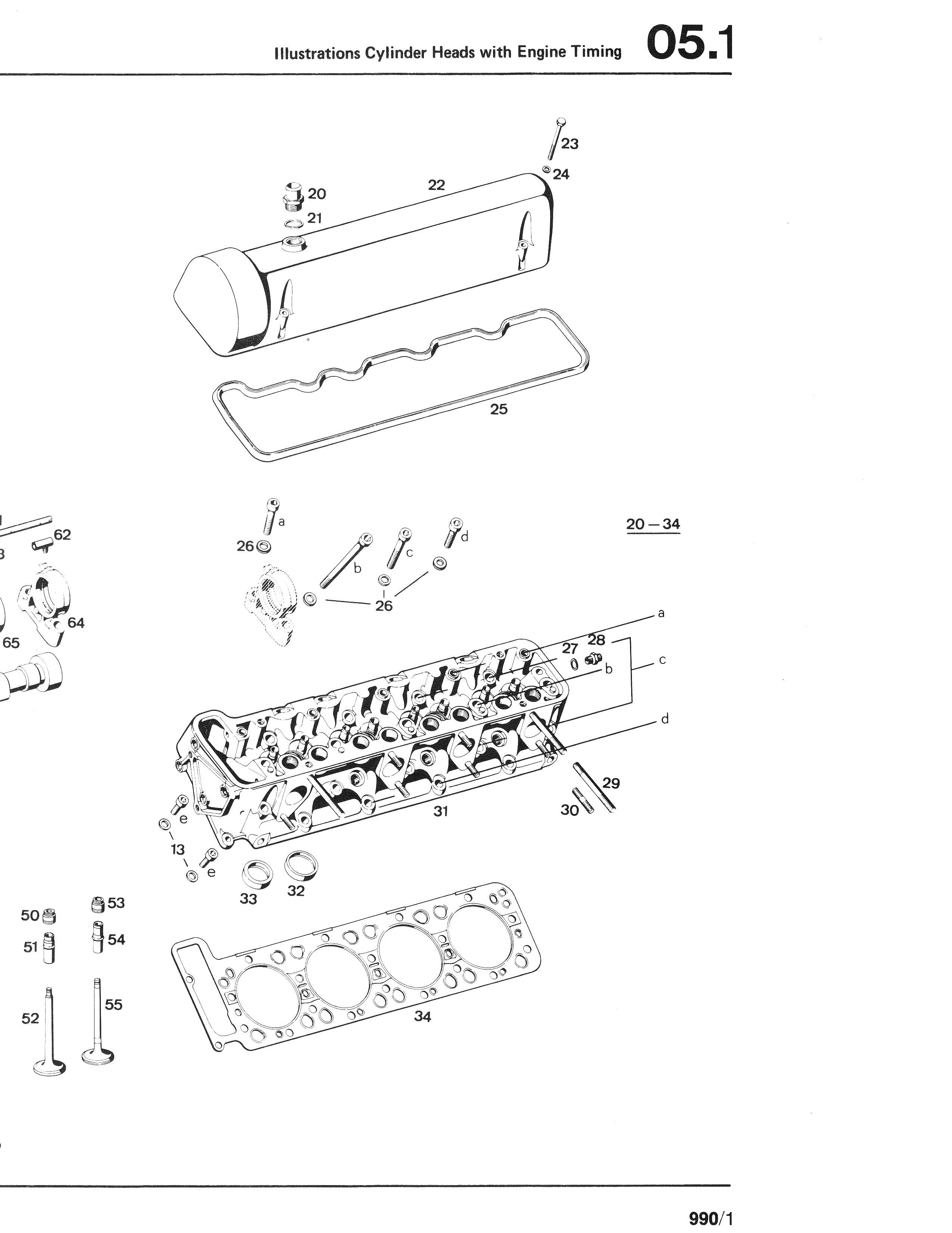 Service Manual: Engine M116/M117