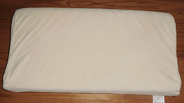 Tempurpedic Memory Foam Neck Contour Pillow Size LARGE