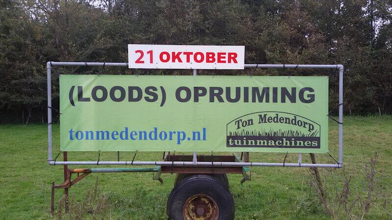 Loodsopruiming - Ton Medendorp Tuinmachines | Uithuizen