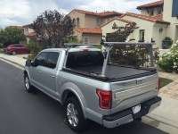 Top Rack and Tonneau Cover Combos