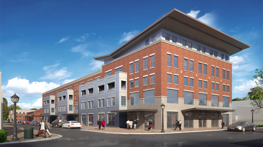 Lincoln Towne Commons // Gettysburg PA