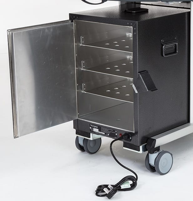 RSTRoom service trolley with food warmer  Tonon