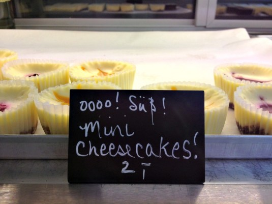 Oh! Cheesecakes!