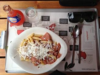 Lunchen @ Vapiano I