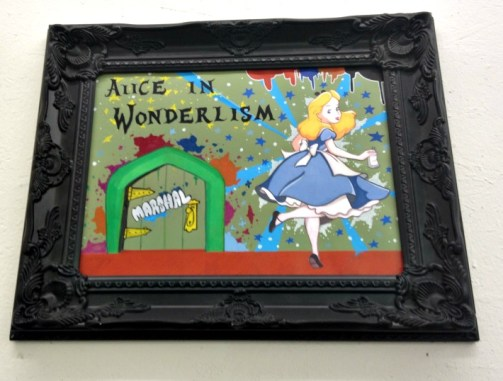 Marshal Arts - Alice in Wonderlism