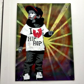 Marshal Arts I Love Hip Hop