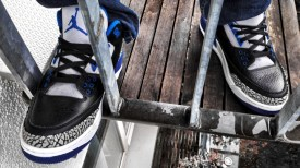 Powl with Jordan Sport Blue - 2