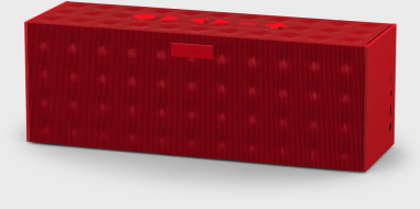 BIG JAMBOX Red Dot Grill + Red Caps