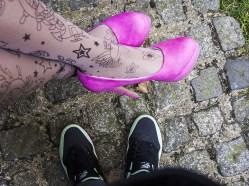 #Pink 'n' #Mint
