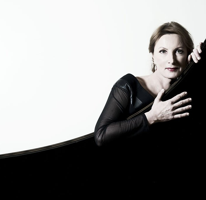 Muza Rubackyte pianiste participe au festival Tons Voisins 2021 à Albi.