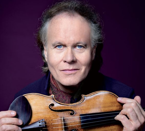 Augustin Dumay, violon