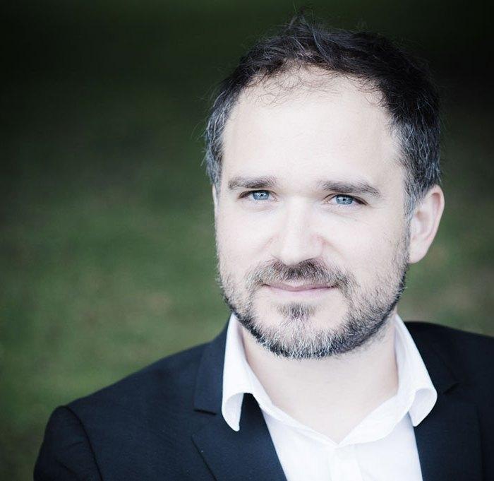 Julien Hardy basson participe au festival Tons Voisins 2021 à Albi.