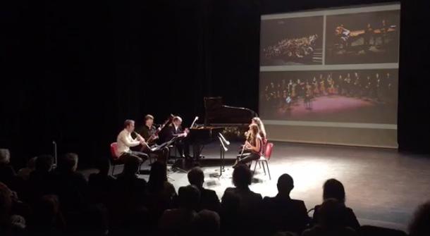 Polyèdres/Tons Voisins présente le festival 2017 au café des Ambassadeurs d'Albi.