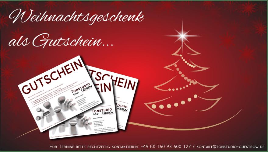 Weihnachten Werbung