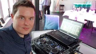 DJ Selfie - Foto by Tonstudio Güstrow