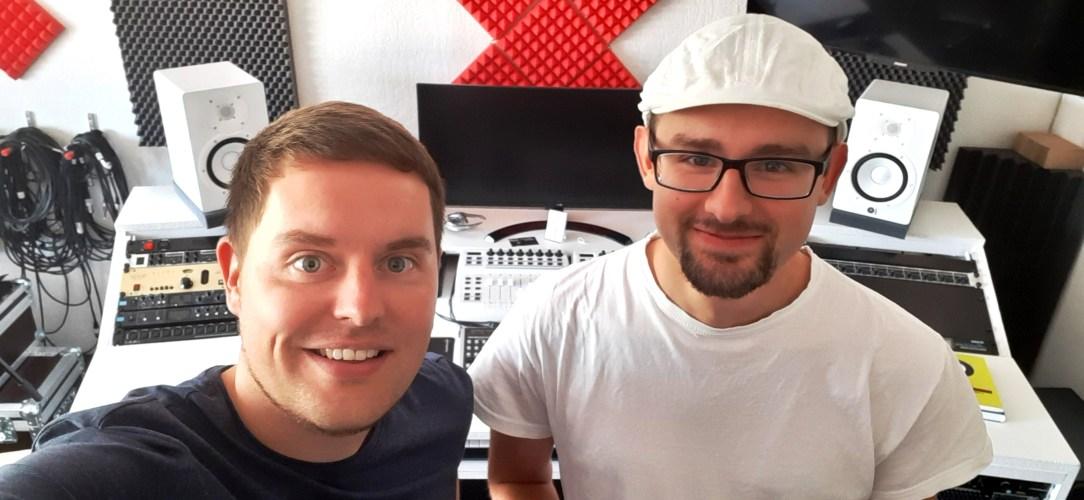 Dominik und Martin