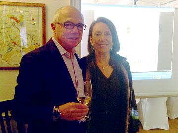 Marimar Torres and Tony