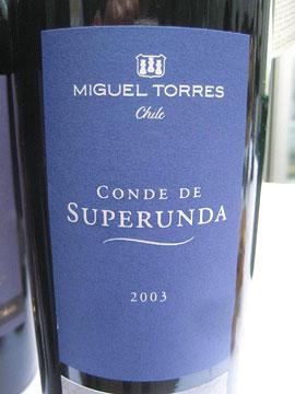 Superunda - a super wine