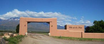 Entrance to Clos de los Siete