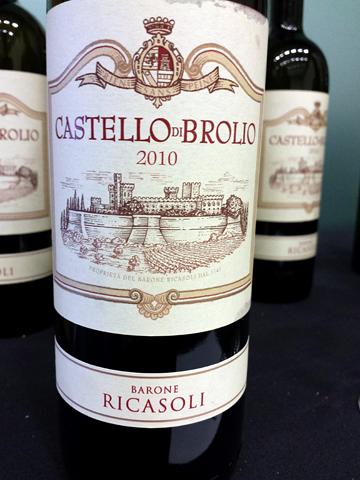Barone Ricasoli Castello di Brolio Chianti Classico Gran Selezione 2010
