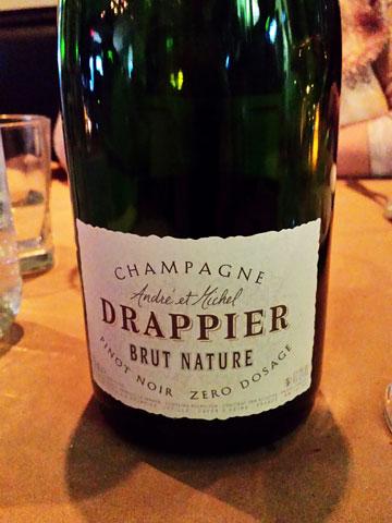 Drappier Pinot Noir Brut Nature