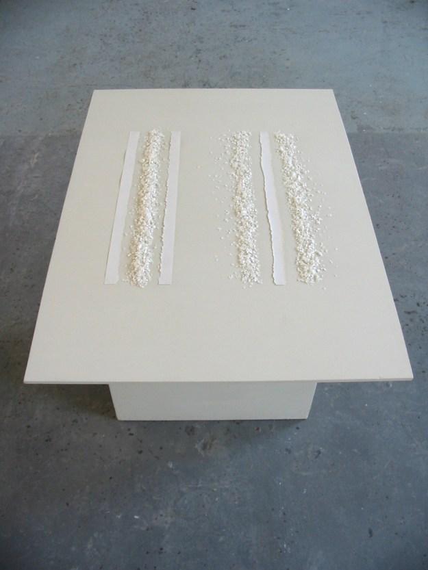 Tracks - 180gsm paper, 30cm length, 2004