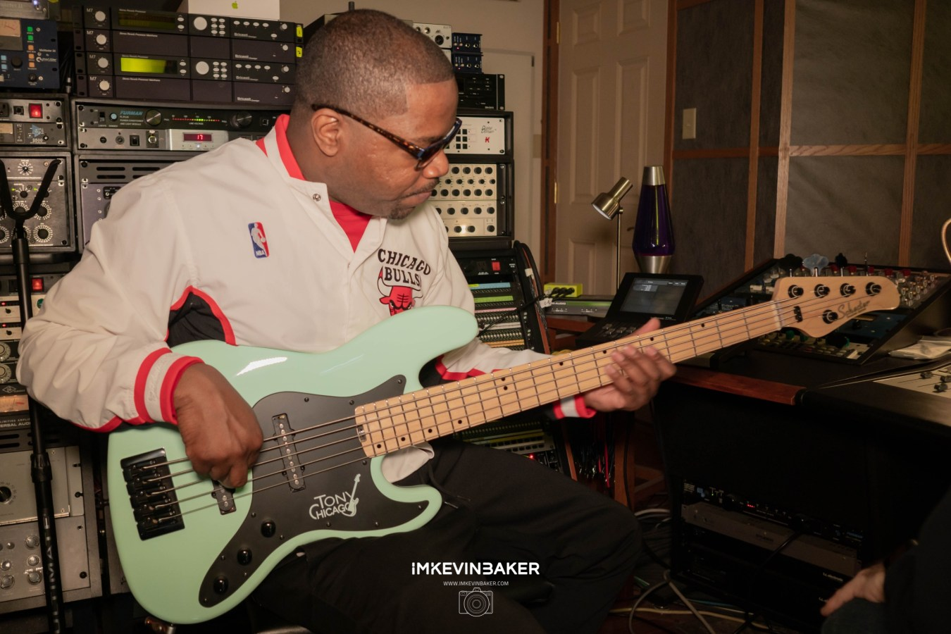 Tony Russell Spivey. Photo by- Kevin Baker @ImKevinBaker. Chicago, Il. ChicagoMusic.com_-70