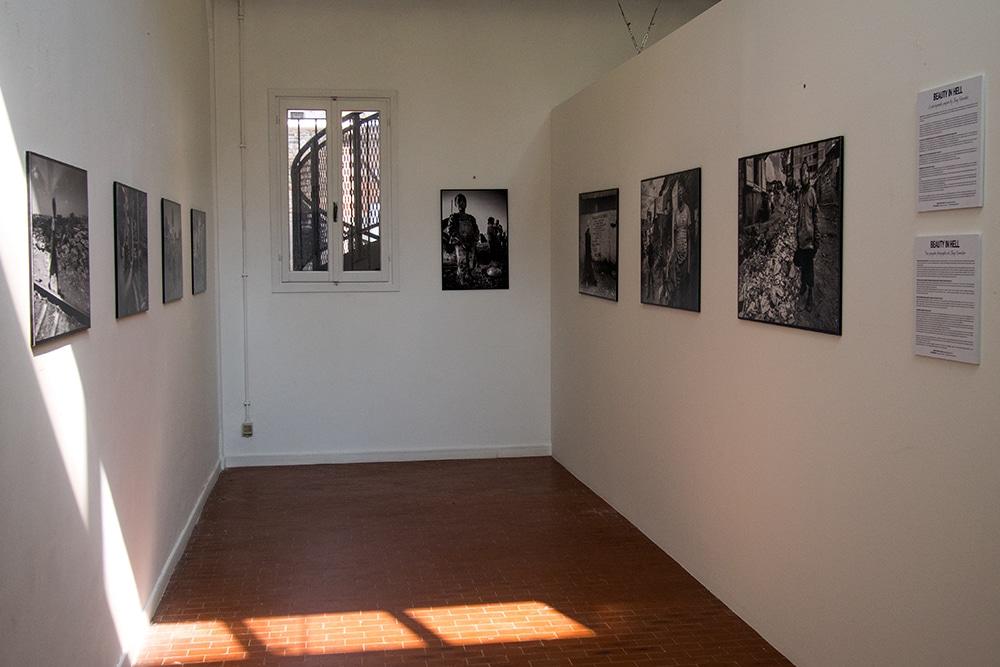 Biennale di Venezia 2013, Tony Corocher Photography, Beauty In Hell Project