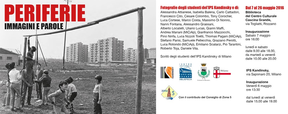 Tony Corocher - Milano Photo Festival