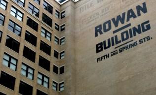 rowan-building