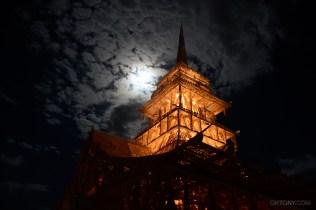 Temple of Juno #1 - 2012