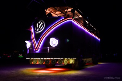 Walter, the Giant VW Bus - 2012