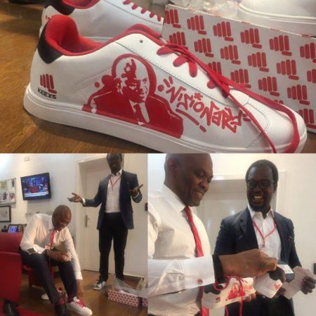 KEEKs, Babajide Ipaye, Tony Elumelu Entrepreneur