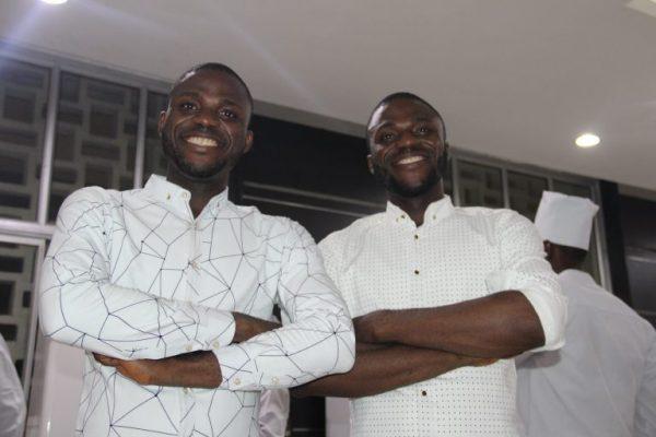 Titus Igwe, Tony Elumelu Entrepreneur