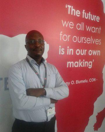 Victor Nkindi a Tony Elumelu Entrepreneur