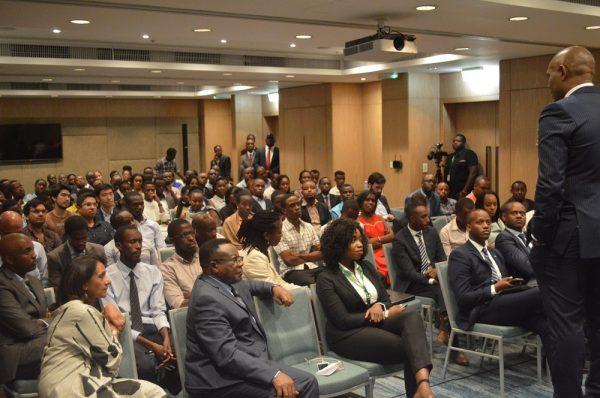 The Tony Elumelu Foundation Meet up in Rwanda