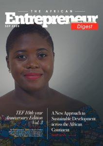 African entrepreneurship digest -september edition
