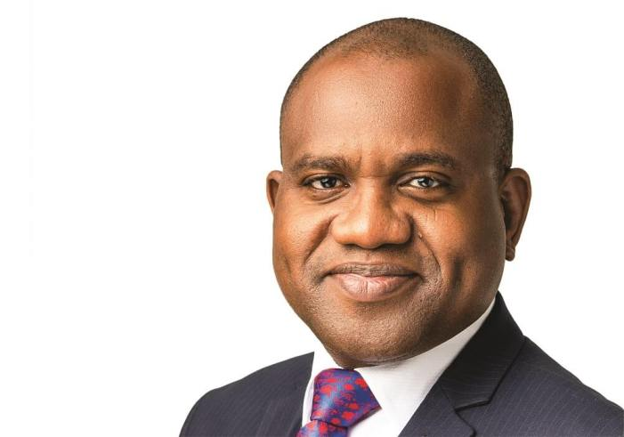 United capital Group CEO, Peter Ashade