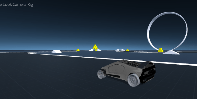 Physics and Programming using the Unity 3D Game Engine