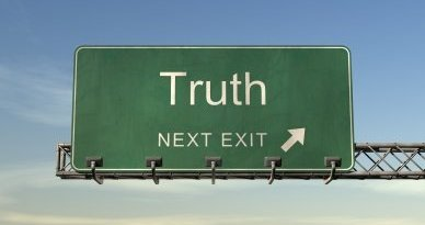 truth small - Truth And Bias Are Mutually Exclusive?