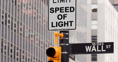 speed of light1 - Business At The Speed Of Light – What is a Millisecond Worth?