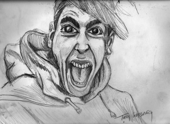 Matt BW-Pencil