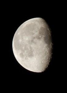 The Moon Sepia