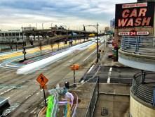 Westside Highway & Car Wash Long Exposure #4