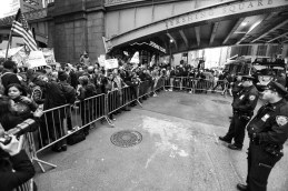 Cops and Protesters 1