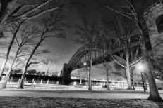 Hell's Gate - Astoria Park B/W