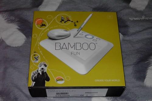 The Bamboo Fun box