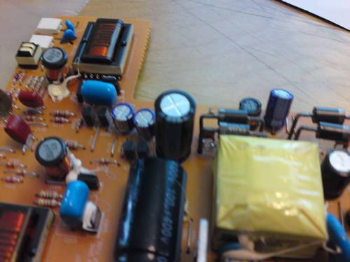 Capacitor Replaced