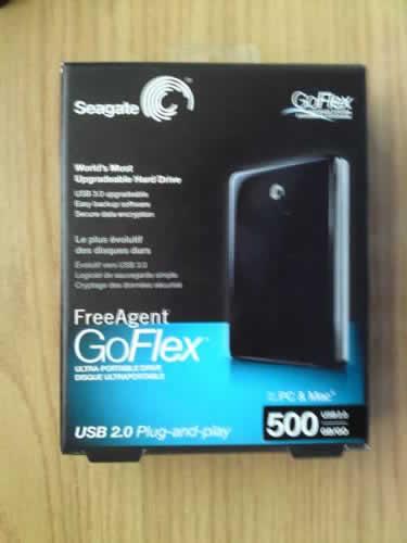 GoFlex Box