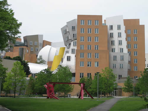 MIT Ray and Maria Stata Center
